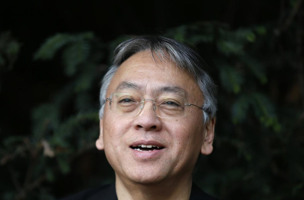 Kazuo Ishiguro,