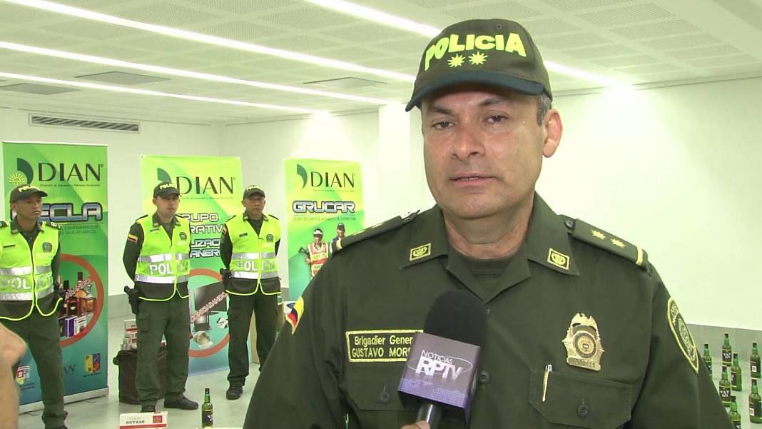 general Gustavo Moreno