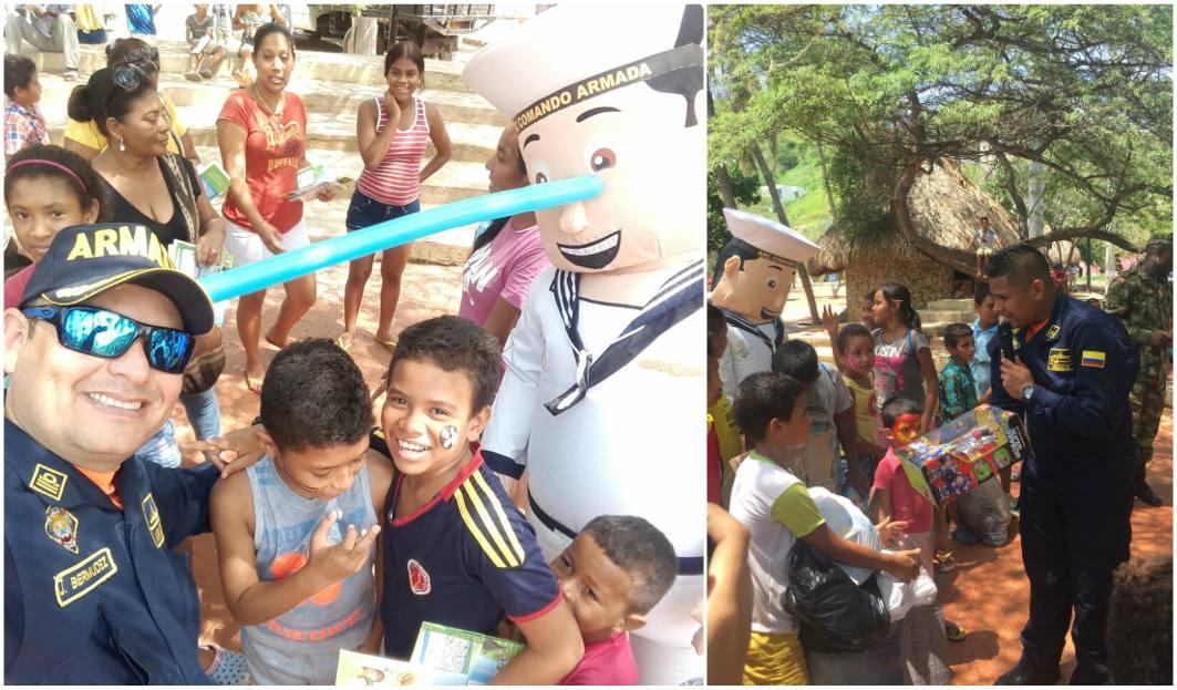 jornada de apoyo Taganga