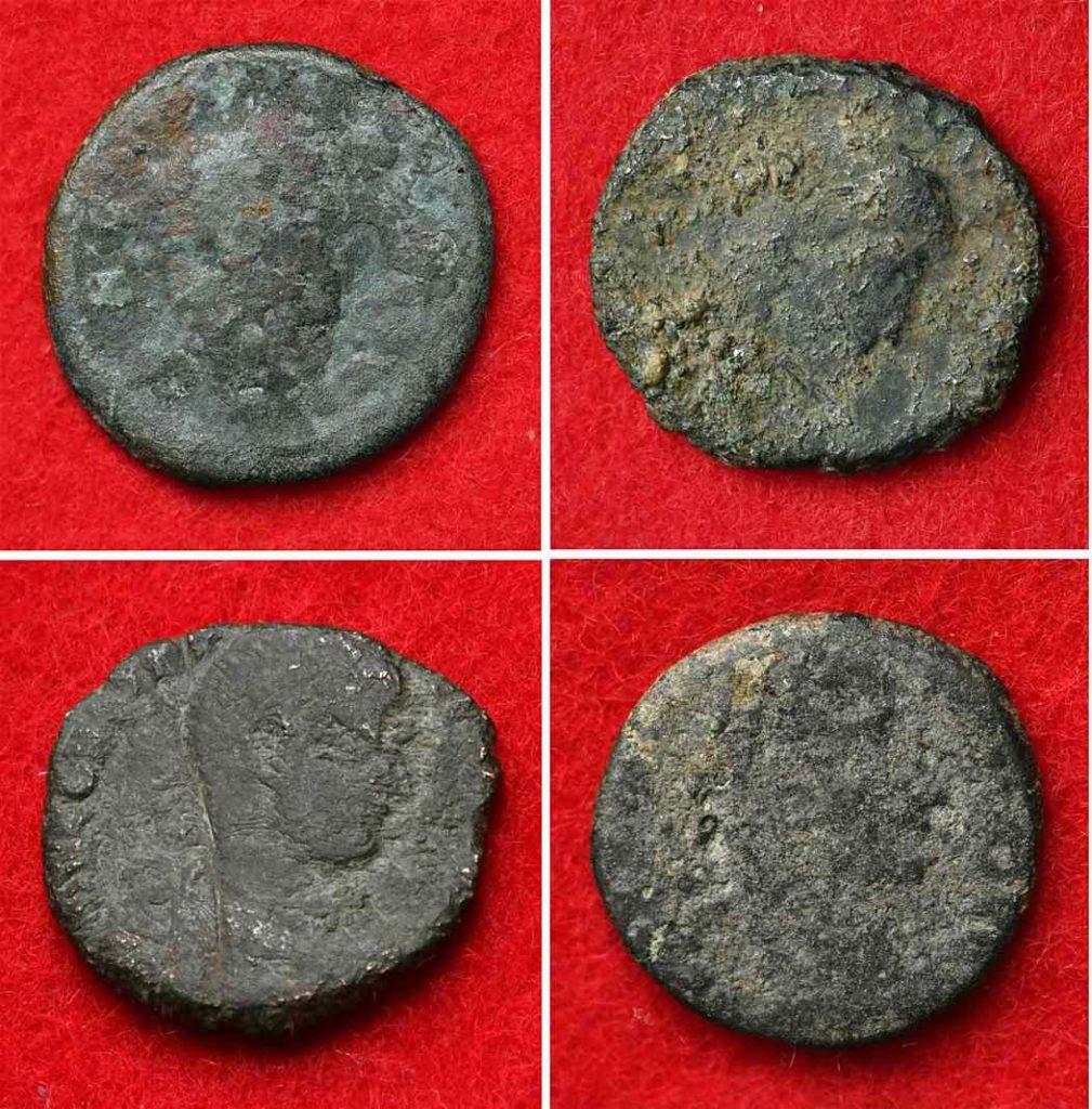 monedas romanas+1