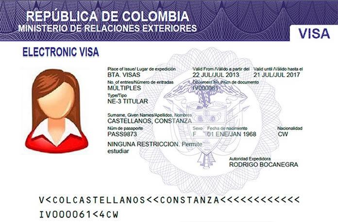 nueva visa