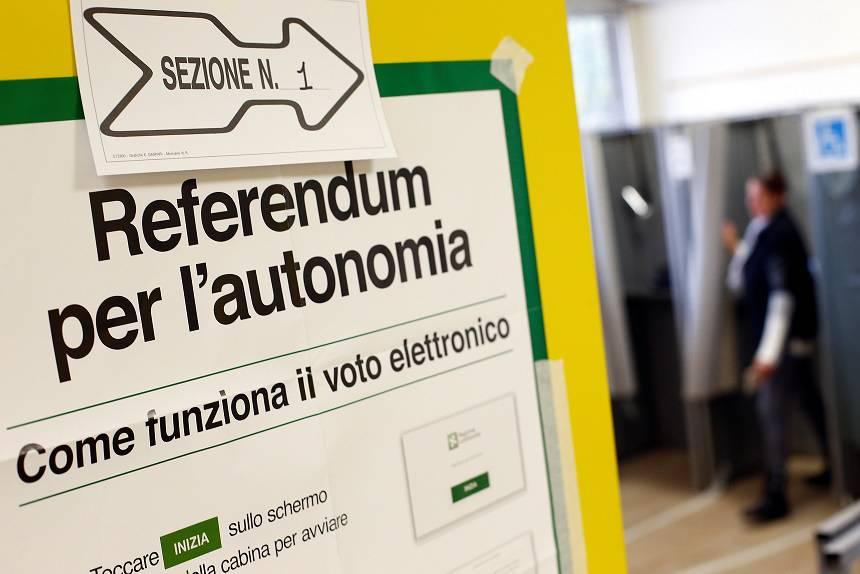 refereendum lombardia