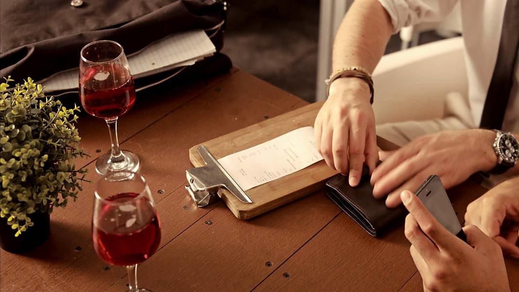 tarjeta credito restaurante