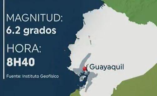 Foto cortesía Instituto Geofísico de Ecuador