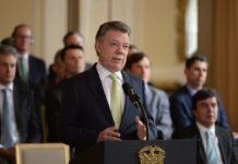 Foto cortesía Presidencia de la República, Juan Manuel Santos.