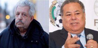 Julio Rocha de Nicaragua y Rafael Esquivel de Venezuela,