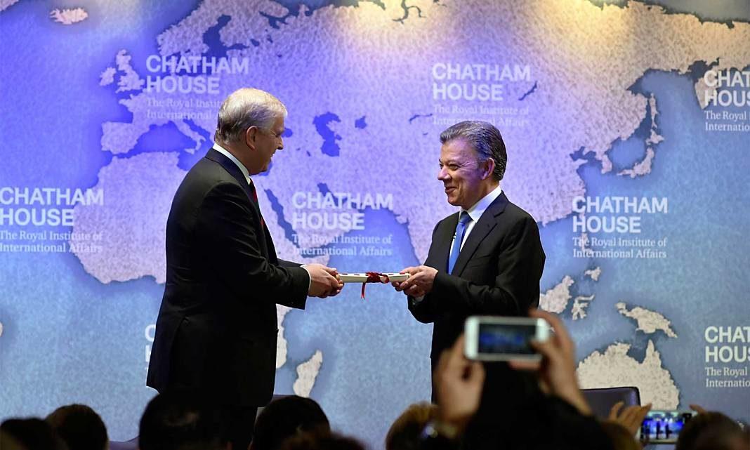 Premio Chatham House