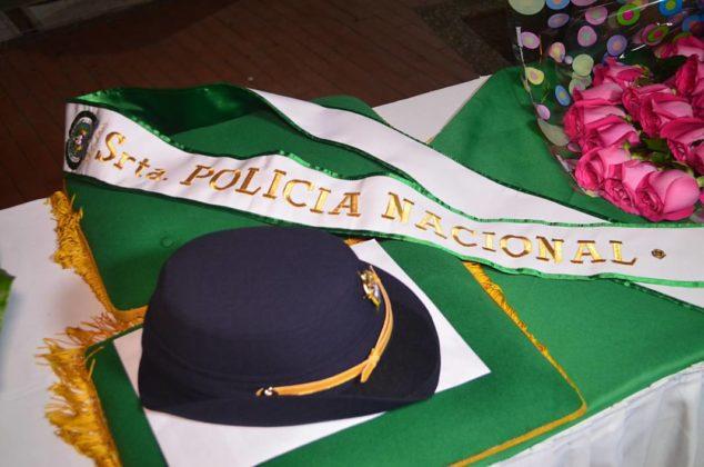 Reina de los policias el milagro+15