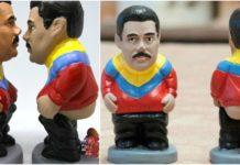 caganer de Maduro bis