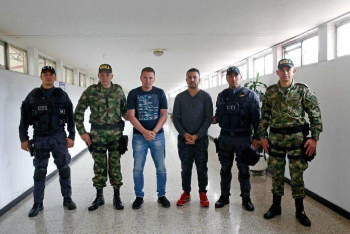 capturados brasilenos+1