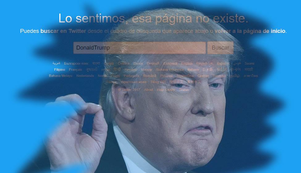 donaldtrump twitter