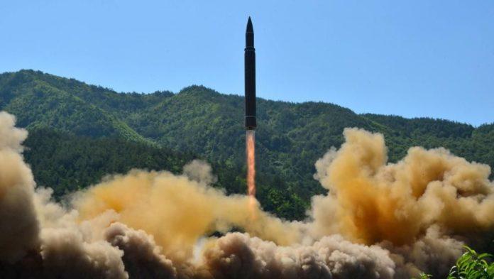 lanzamiento misil desde corea+1