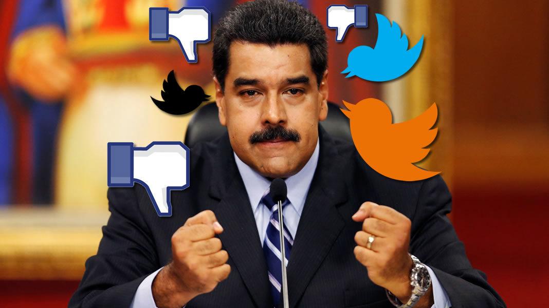 maduro twitter