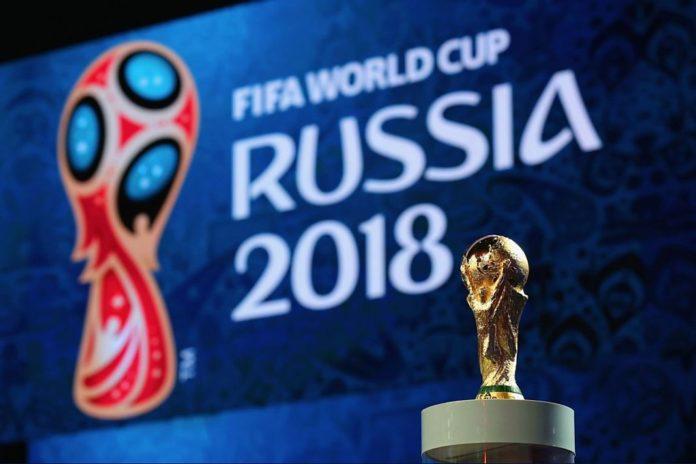 simulacro del sorteo/ Foto: FIFA