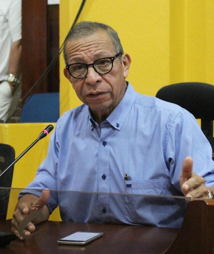 Cesar Pión González, concejal del Partido de la U.