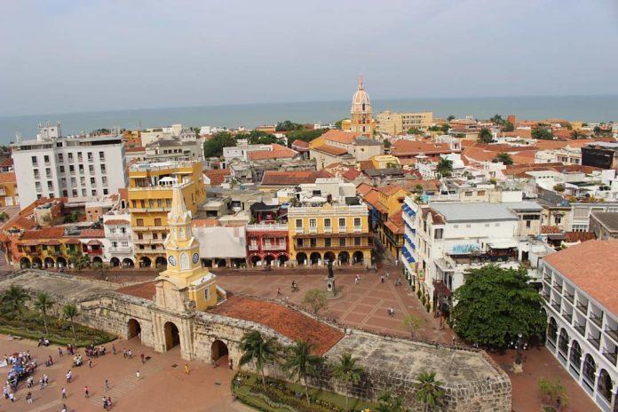 Foto El Sol Web, Cartagena de Indias.