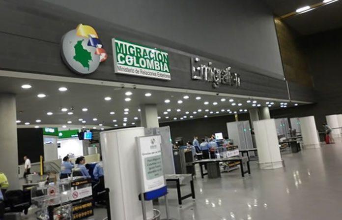 Foto archivo, Migración Colombia.