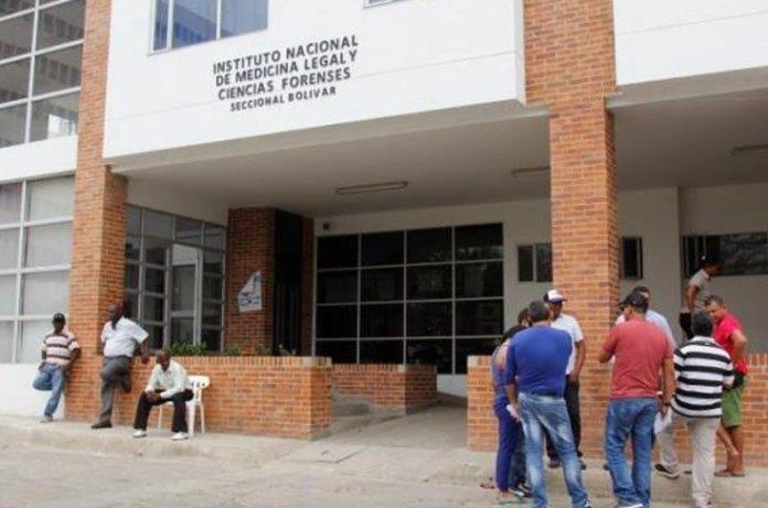 Instituto Nacional de Medicina Legal y Ciencias Forenses.