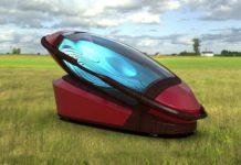 Sarco, maquina de Suicidos diseñada por Phillip Nitschke.