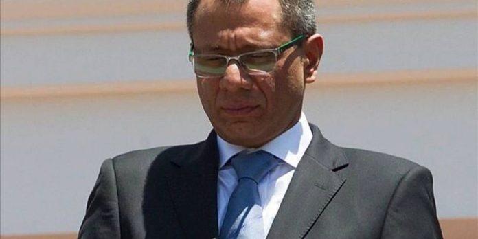 Vicepresidente ecuatoriano Jorge Glas.