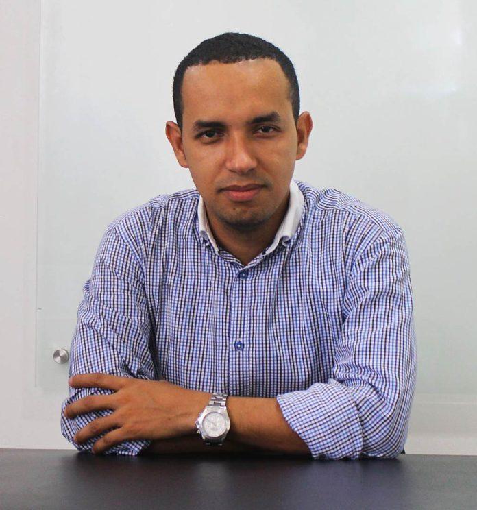 Dereck Álvarez Paternina.