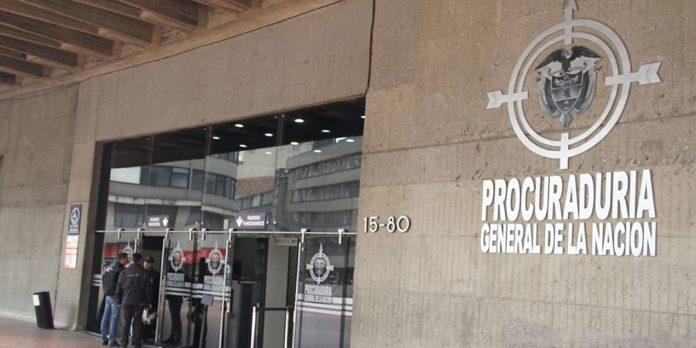 Procuraduría General de la Nación. Foto archivo.