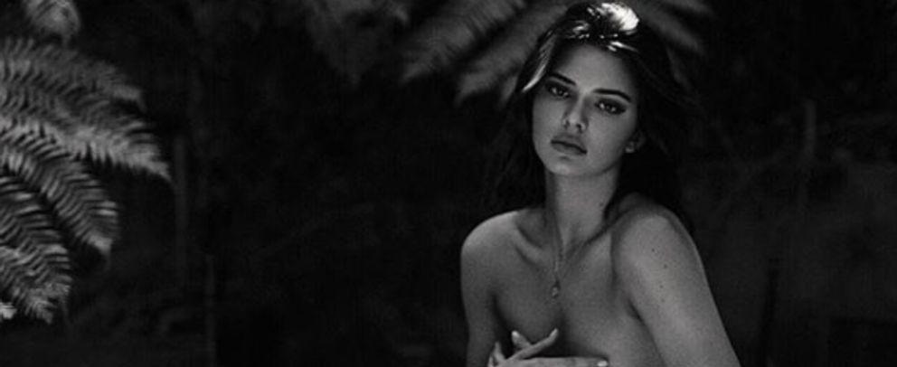 Kendall Jenner Se Desnuda Pero Todos Miran Sus Pies Fotos