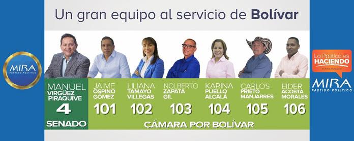 camara por Bolivar