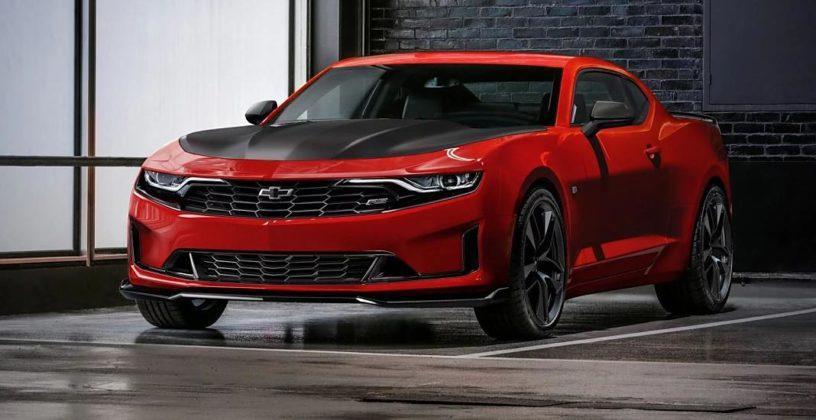 Chevrolet Camaro 20191+1