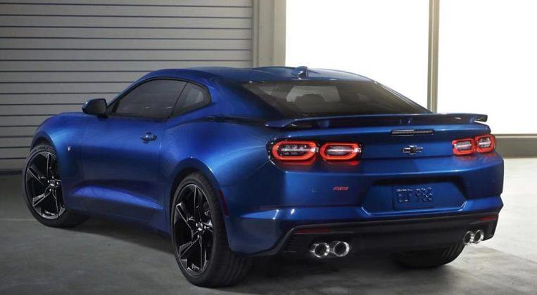 Chevrolet Camaro 20193+1