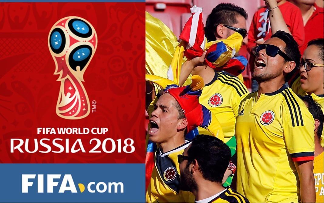 Colombia al Mundial de Rusia+1