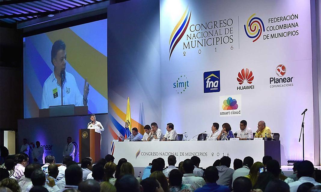 Congreso Nacional de Municipios+1