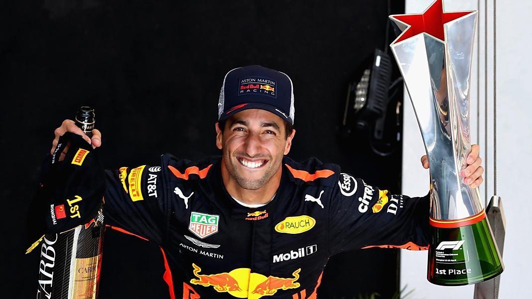 Daniel Ricciardo+1