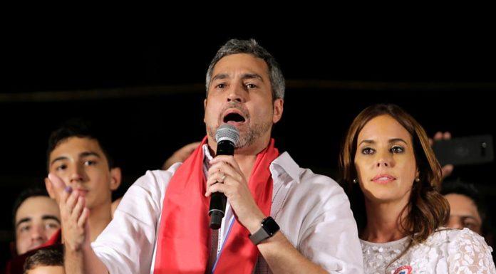 Mario Abdo Benitez+1