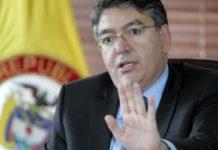 ministro de Hacienda, Mauricio Cárdenas