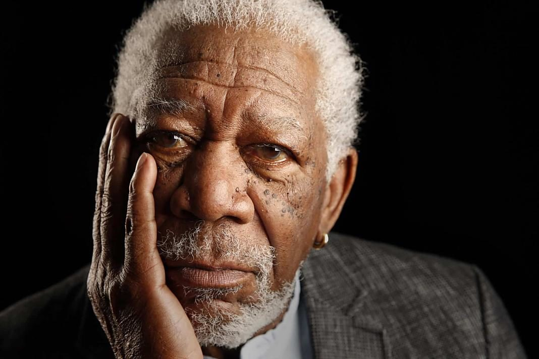 Morgan Freeman+1