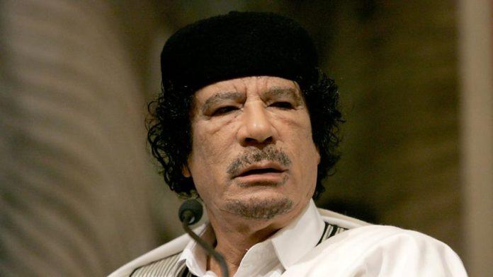 Muammar Gaddafi+1