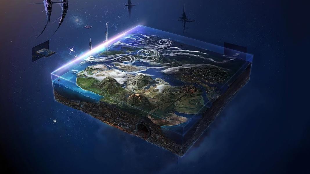 Tierra plana+1