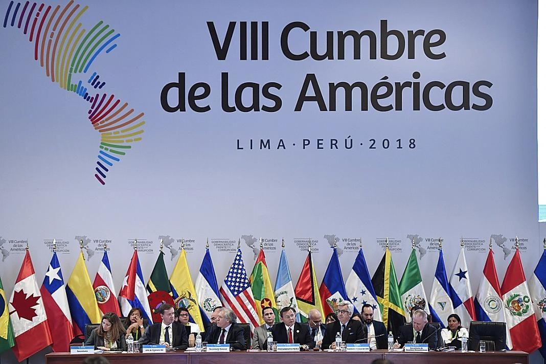 VIII cumbre de america+1