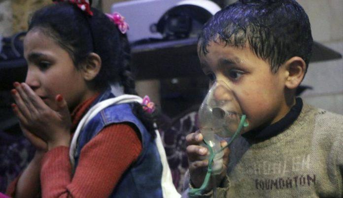 ataque quimico siria