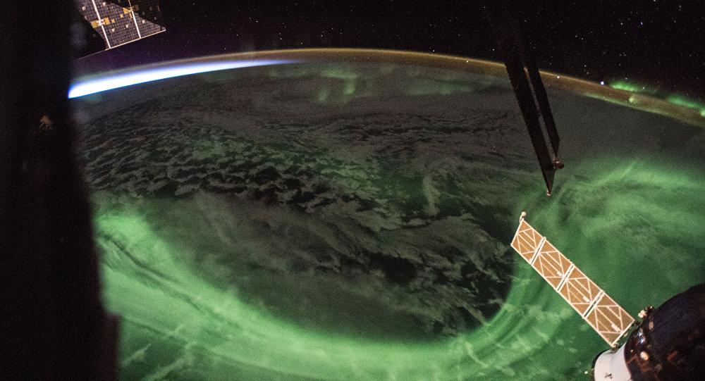 aurora espacio