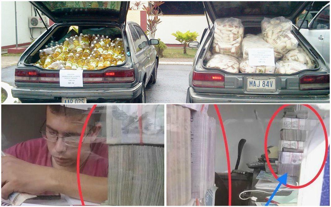 contrabando venezuela