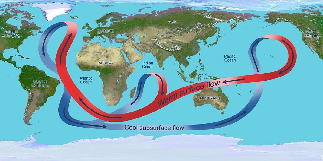 corriente del Golfo+1