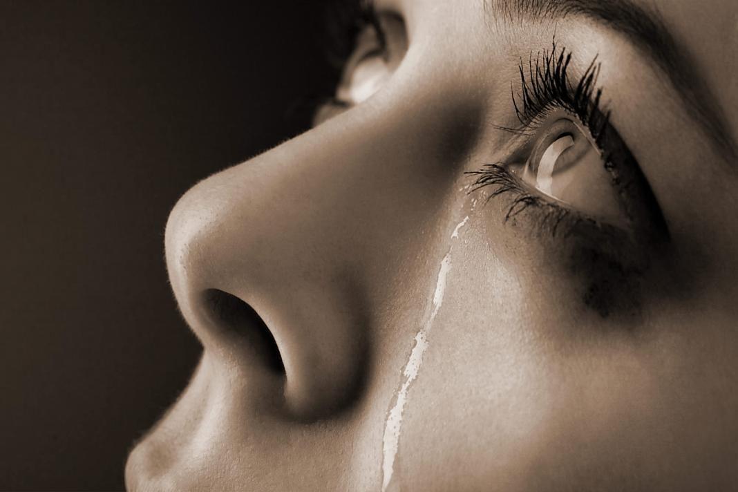 llorar B&W+1