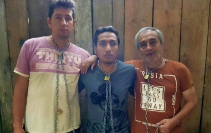 periodistas asesinados ecuador
