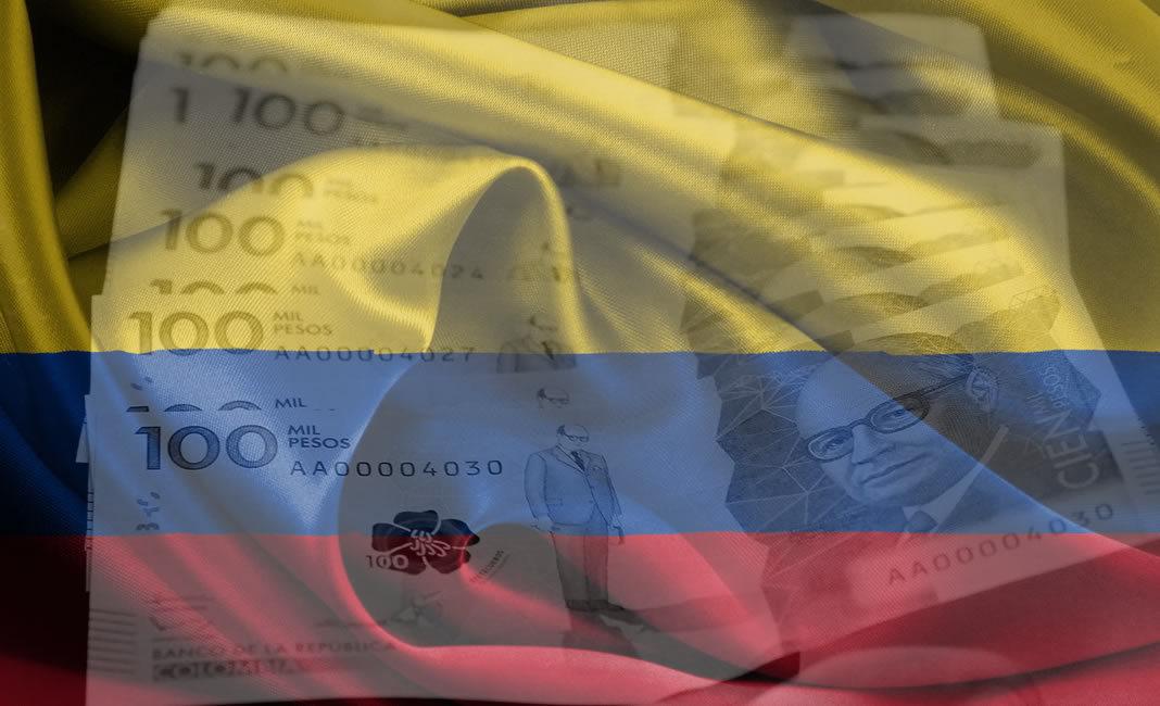 pesos bandera