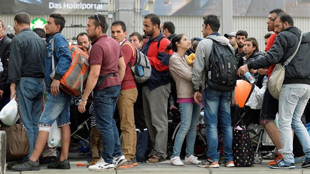 refugiados alemania+1