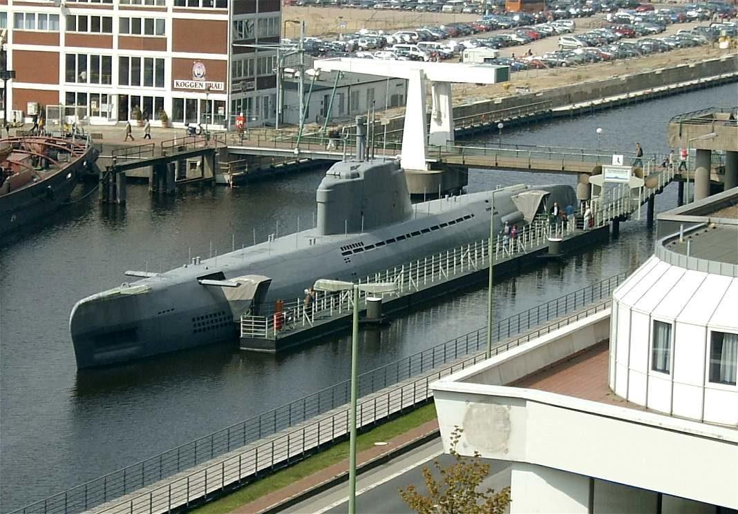 submarino del tipo XXI+1