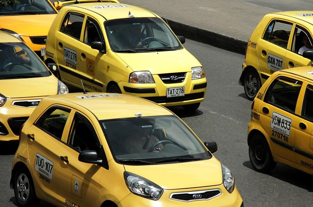 taxi colombia+1