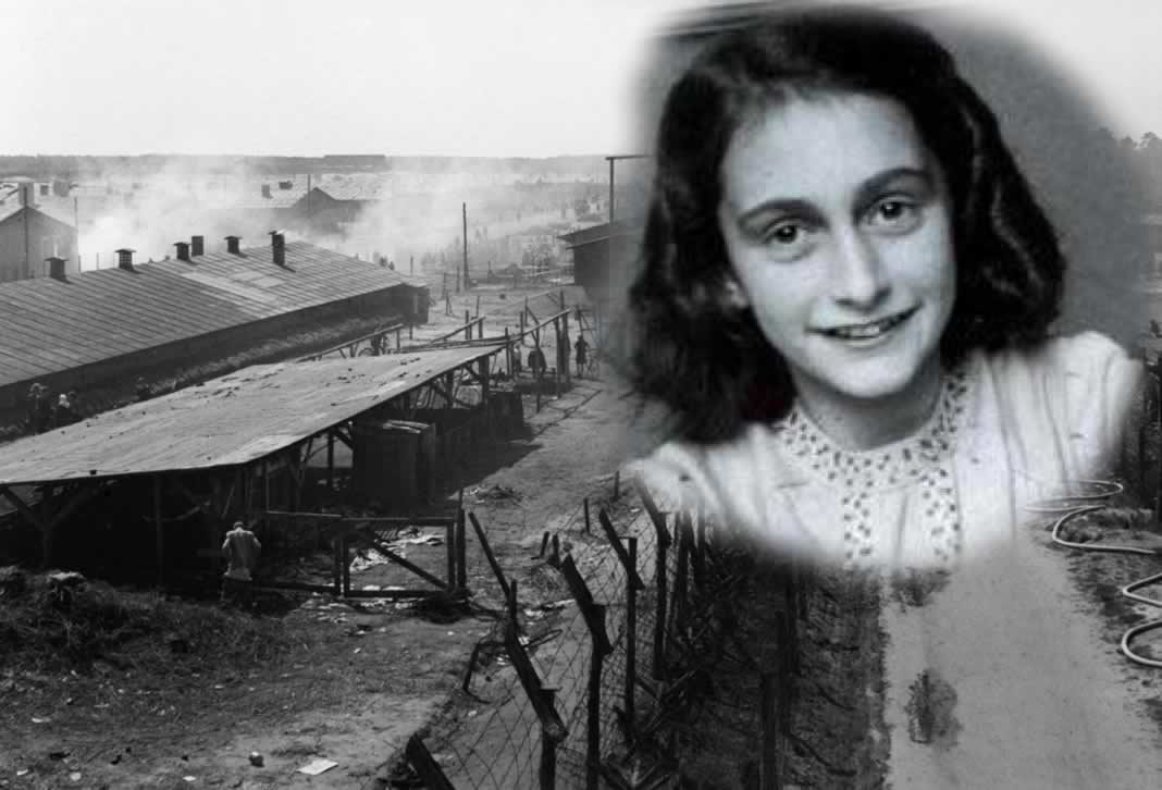 Bergen-Belsen Ana Frank